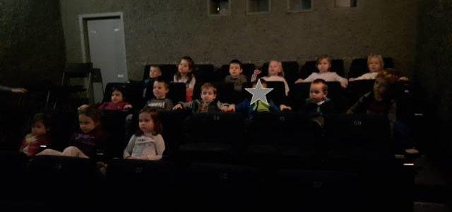 """Projekcja filmu w kinie ,,Meduza"""""""