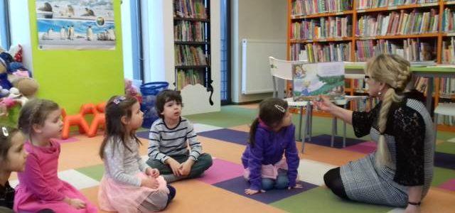 """,,Dzieci Maryi"""" po raz kolejny odwiedziły Miejską Bibliotekę Publiczną"""