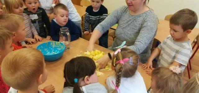 Jak powstaje chleb? zajęcia w grupie II Jeżyki