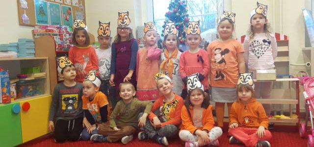 Dzień Doceniania Wiewiórek w grupie.... Wiewiórek