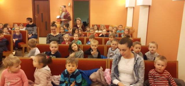 Przedszkolna msza święta