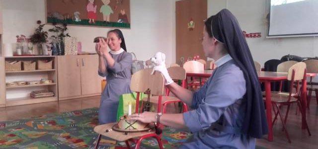 Spotkanie z siostrami misjonarkami