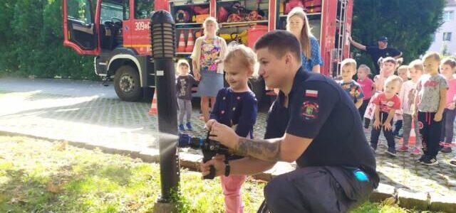 Wizyta Straży Pożarnej! 🚒